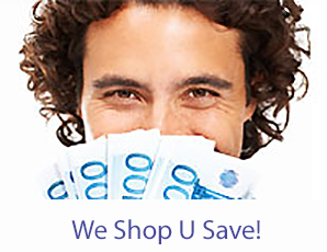 We Shop - You Save on Insurance
